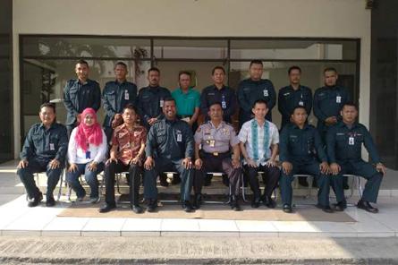 Pelatihan Pengamanan Obvitnas & Bank
