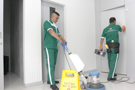 Perusahaan Outsourcing Cleaning Services