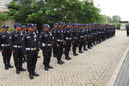Jasa Pengamanan Di Tangerang