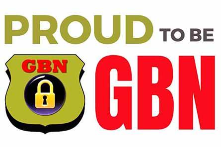 Proud To Be GBN - HUT GBN Ke 13Th