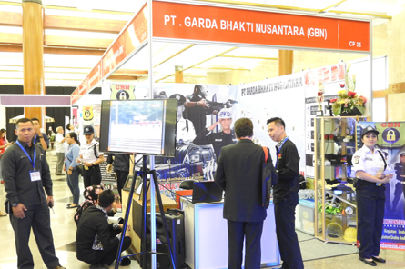 Pameran Indo Security 2017