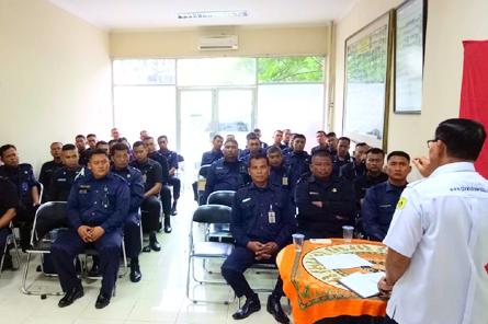 Berita Garda Bhakti Nusantara - Pelatihan Pimlok Bulanan GBN